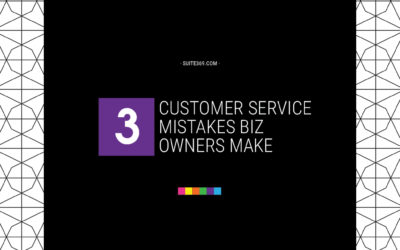 It doesn't matter how long you've been in business, customer service can make the difference between profits and losses.