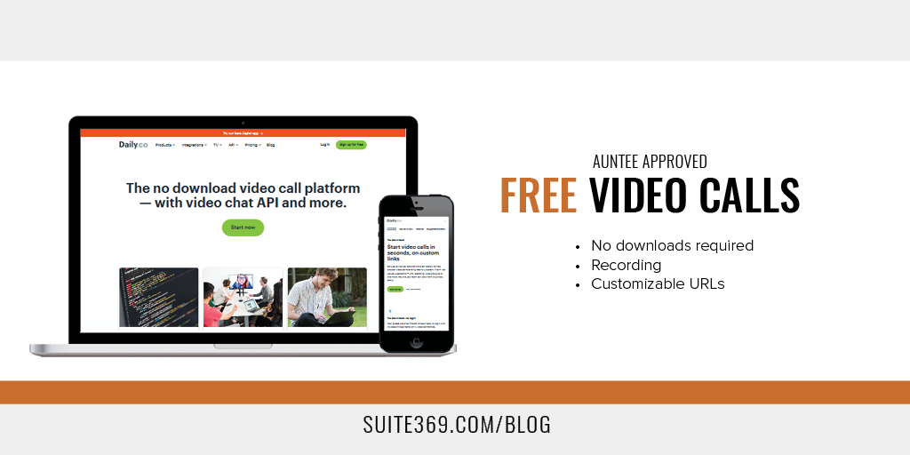 free video calls in your web browser. no download https://d.daily.co?tk=21B5GUaZdBq_